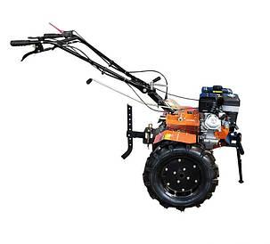 """Бензиновый культиватор Forte 1350G (колеса 12"""", оранжевый)"""