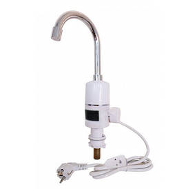 Проточный водонагреватель Grunhelm EWH-3F-LED