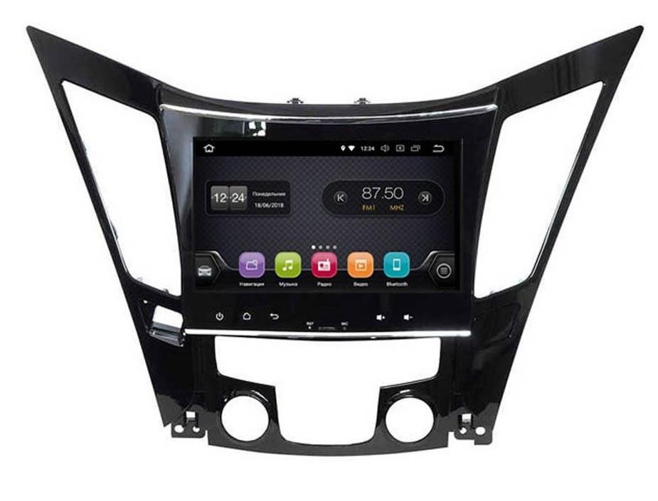 Штатная магнитола Incar TSA-2215 (Hyundai Sonata 2011+)