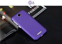 Пластиковый чехол для Lenovo A860e фиолетовый