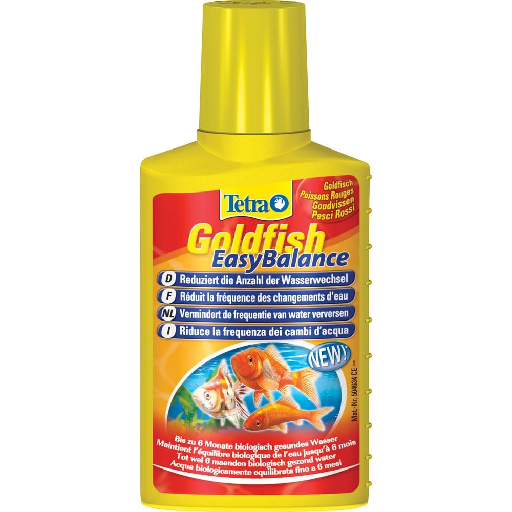 704875 /183285 Tetra Goldfish EasyBalance кондиционер для воды 100ml - Интернет-зоомагазин Royal Zoo в Харькове