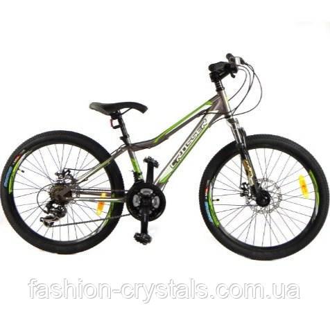 """Горный велосипед Azimut  forest 24"""""""