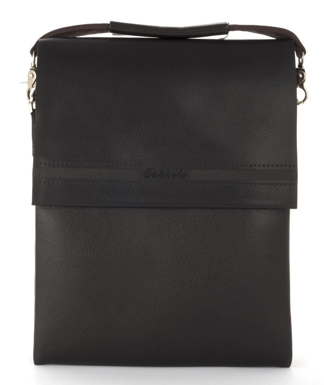 Удобная мужская сумка из качественной эко кожи Balibolo art. 36761-4 коричневая