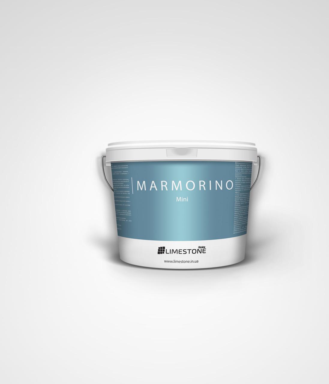 Декоративная штукатурка LimeStone Marmorino mini 8кг