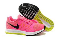 Кроссовки женские Nike Free Run 5.0 Pegasus розовые с черным, фото 1