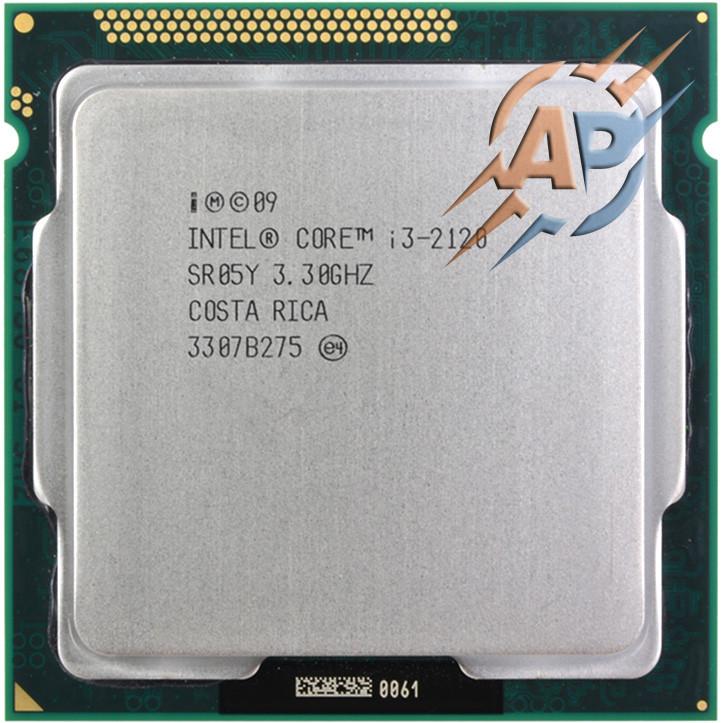 Процесcор Intel Core i3-2120 3.3GHz/5GT/s/3MB Socket 1155