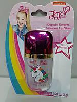 Бальзам для губ JoJo Единорог Детская Гигиеническая помада Lip Smacker  8 грамм