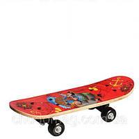 Скейт детский MS 0324-2 разные цвета