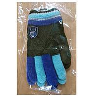 Перчатки детские для мальчиков.