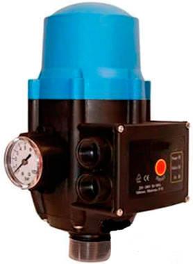 Контроллер давления Werk DSK-2,1 (с манометром), фото 2