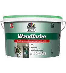 Интерьерная акриловая матовая краска Dufa Wandfarbe D1a - для стен и потолка