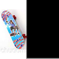 Скейт детский 1705 / 466-124 (32) колеса PVC разные цвета, фото 1