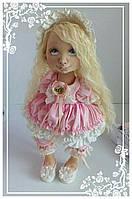 Кукла текстильная 40 см.