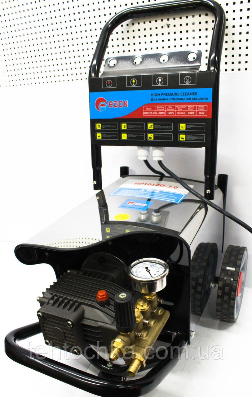 Аппарат высокого давления мойка EDON 1012D-2.0A