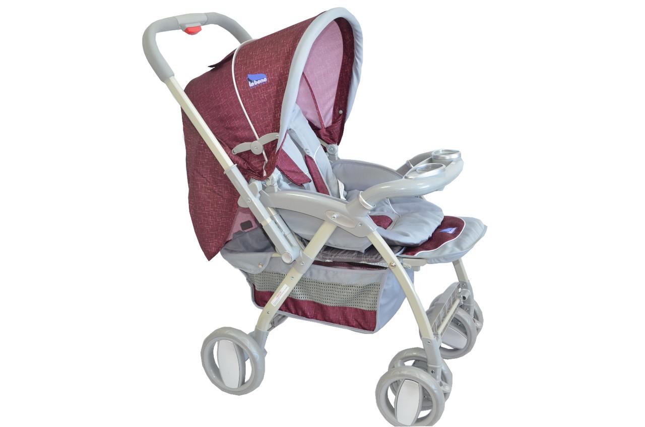Детская коляска-книжка LaBona Baby Line T-102 красная