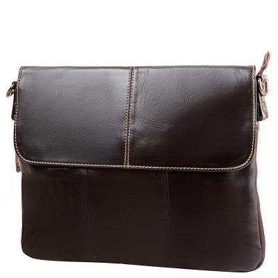06fdec6c2beb Сумка-почтальонка (мессенджер) ETERNO Кожаная мужская сумка-почтальонка  ETERNO (ЭТЭРНО)
