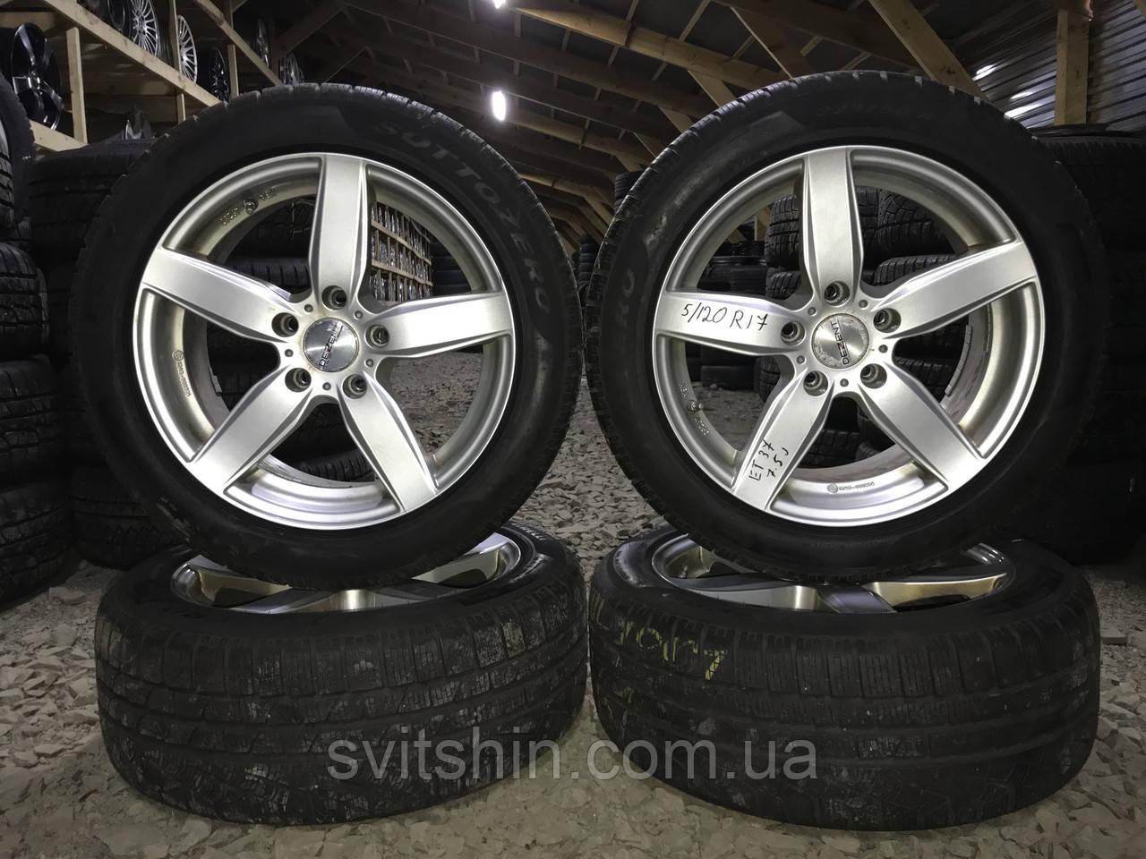 Диски BMW X1,Х3,3,5 5/120 R17 7.5J ET37 Комплект из Германии