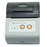 Мобильный принтер этикеток, чеков 58мм AW-58A AsianWell беспроводный, bluetooth, Android, Windows, iOS, фото 2