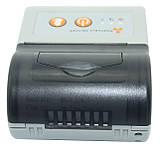 Мобильный принтер этикеток, чеков 58мм AW-58A AsianWell беспроводный, bluetooth, Android, Windows, iOS, фото 5