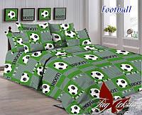Постельное белье подростковое ранфорс TAG - Football