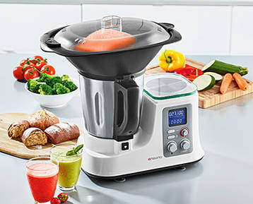 Кухонний комбайн з функцією приготування їжі Quigg/Studio, фото 2