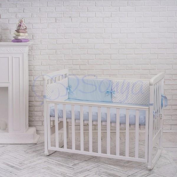 Бортики Comfort мечта голубой