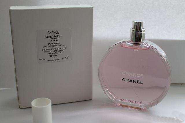 Тестер Chanel Chance Tendre шанель шанс