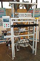 """Автомат Пневматик-250 АВАНПАК с четырехпотоковым весовым дозатором для фасовки в пакеты """"Саше"""""""