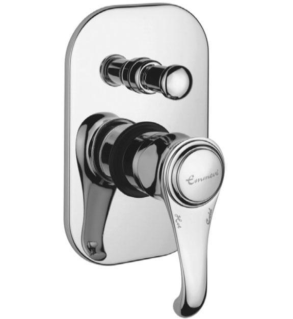 Смеситель для ванны EMMEVI TIFFANY CR6019 хром