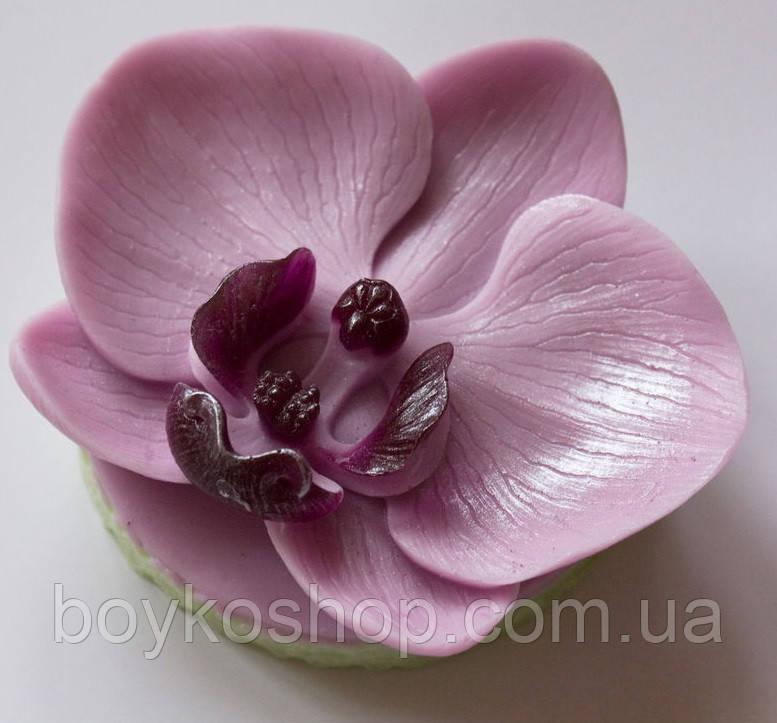Силиконовая форма Орхидея 3Д