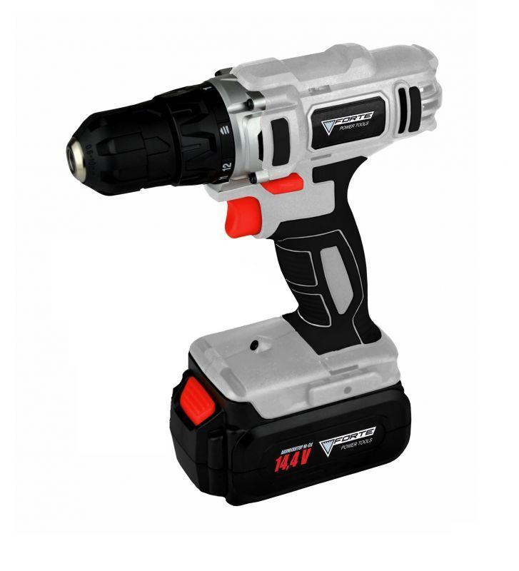 Шуруповерт аккумуляторный Forte CDN 1413