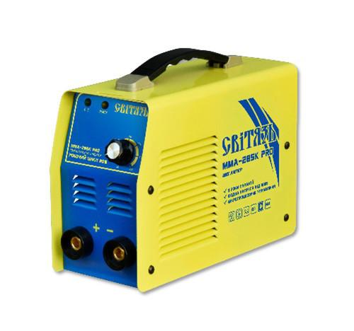 Сварочный инвертор Світязь ММА-285К Pro (кабель 3м)