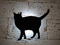 """Светильник """"CatWall"""" Чернышка"""