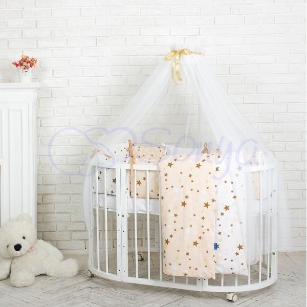 Комплект Baby Design Stars