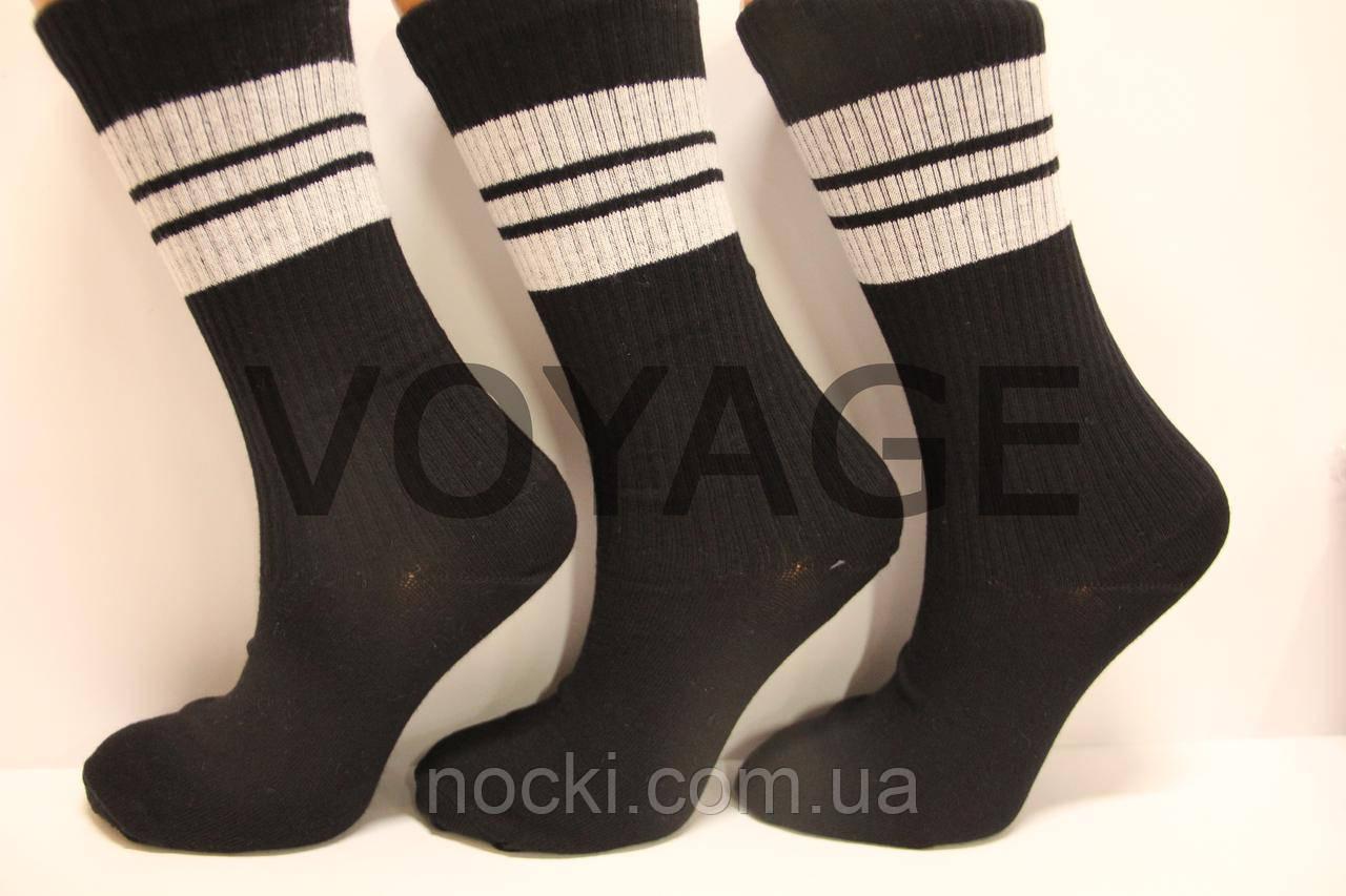 Высокие спортивные мужские носки