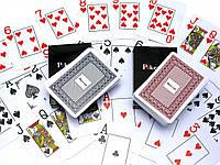"""Пластиковые игральные карты """"Poker club"""""""