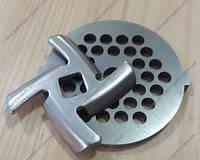Комплект нож и решетка для мясорубки Moulinex ME1101