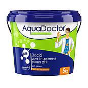 Препарат для понижения уровня рН- Aquadoctor pH minus порошок, 5 кг