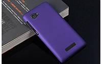 Пластиковый чехол для Lenovo A880 фиолетовый, фото 1