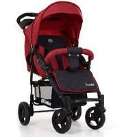 Коляска детская «AMULET» ME 1015L Красный