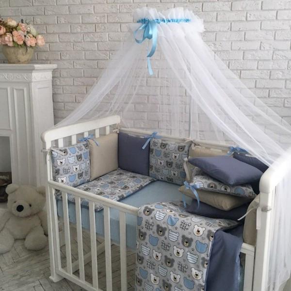 Baby Design Премиум Мишки мордашки