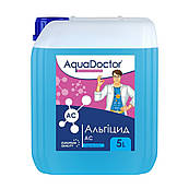 Альгицид Aquadoctor AC средство против водорослей для бассейна, 5 литров