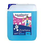 Альгицид Aquadoctor AC средство против водорослей для бассейна 10 литров