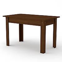 Стол кухонный КС-5 орех экко Компанит (120х70х74 см)