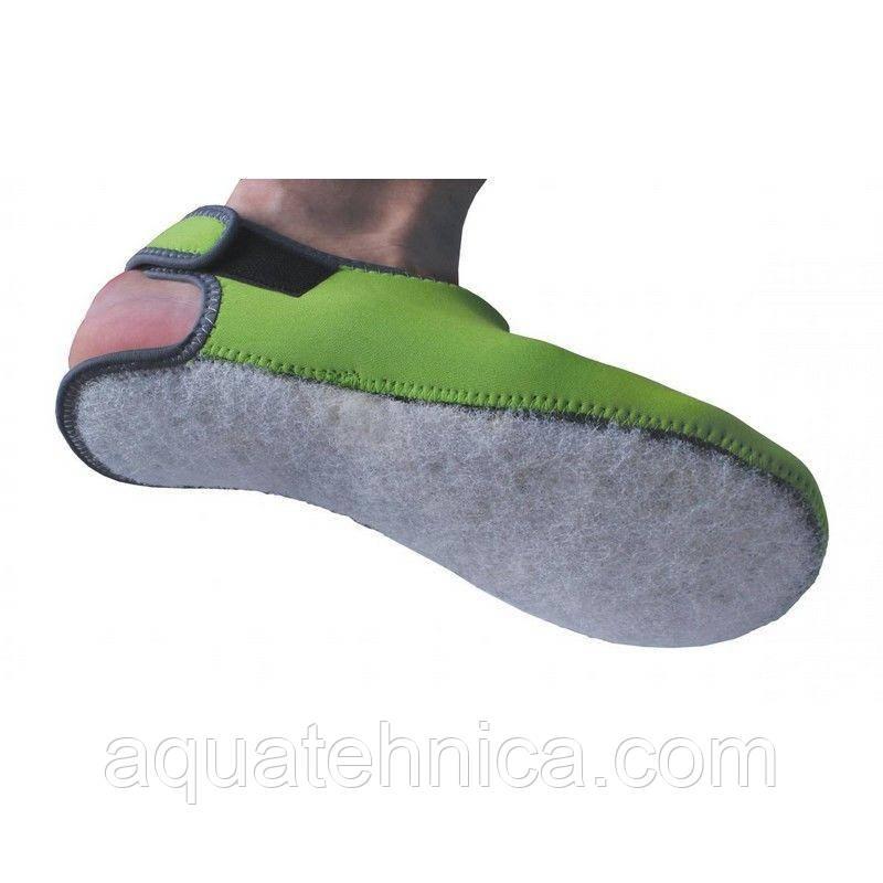 Скребок ножной для бассейна Kokido K606 Design-O чистящий тапок