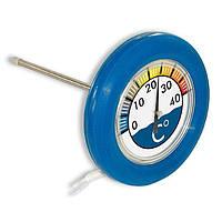Термометр для бассейна плавающий Kokido K610WBX12  с большим циферблатом
