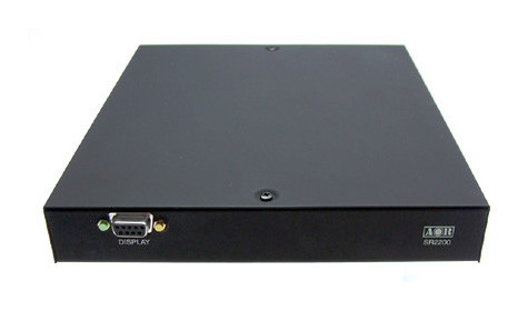 Сканирующий приемник AOR SR-2200