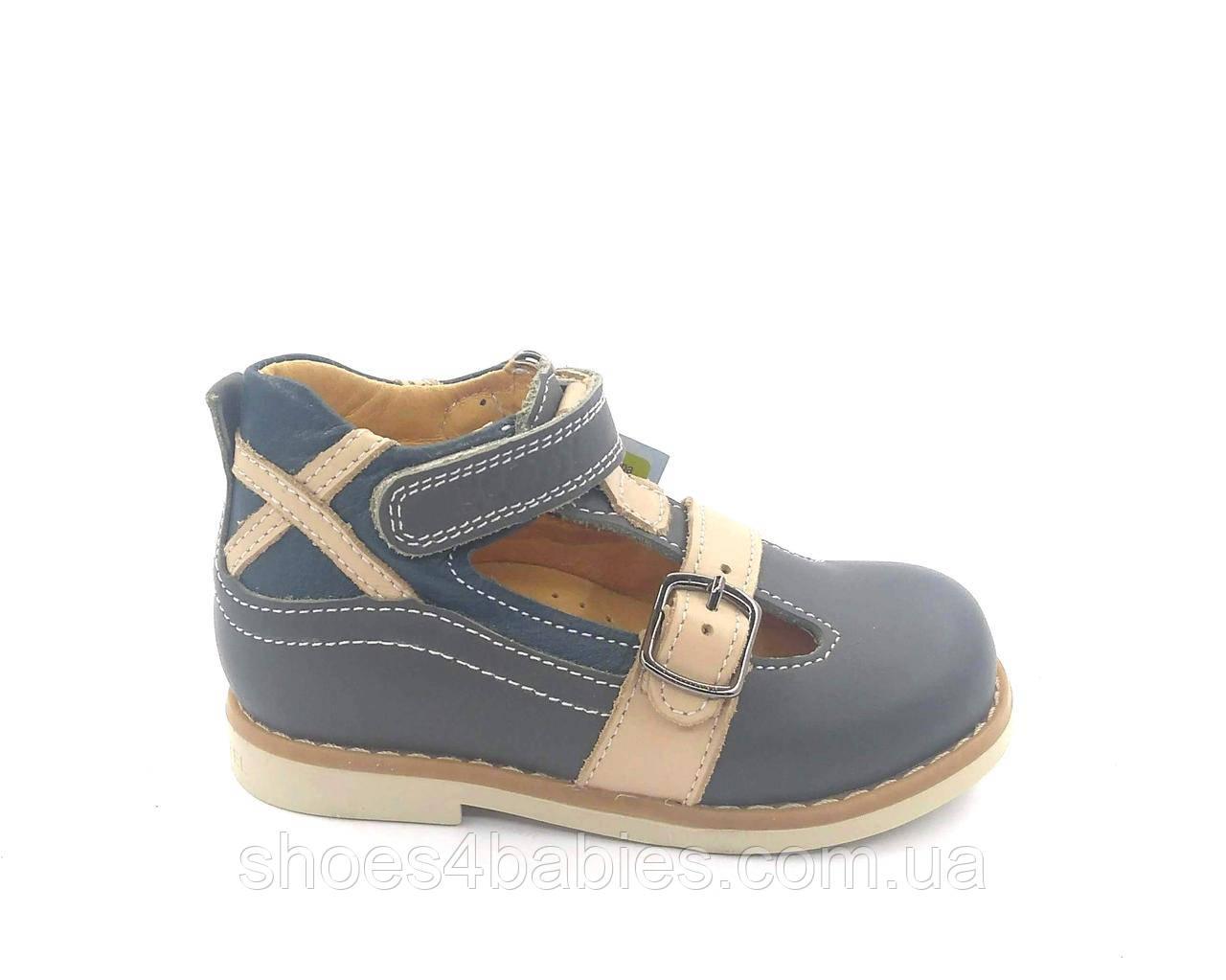 Туфлі ортопедичні Ecoby 107G р. 20-30