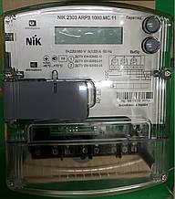 Счетчик актив реактив на 120А NIK 2303 ARP3.1000.MC.11