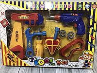 Набор детских инструментов 189